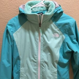 North Face Girl's Osolita Triclimate Jacket